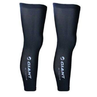 Parbuf ปลอกขา กัน UV Style 2 ( Black )