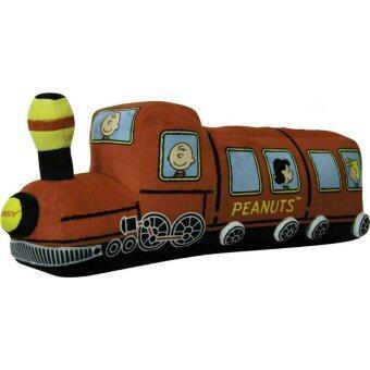 Peanuts หมอนข้างรถไฟแฟนซี สนู๊ปปี้ 25\