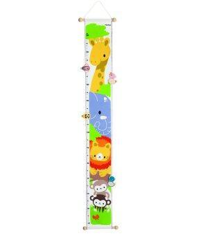PlanToys ที่วัดส่วนสูง ของเล่นไม้