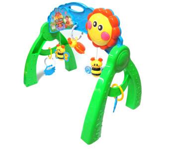 Play Us โมบายขาตั้งรูปผึ้ง มีเสียงดนตรี - Green