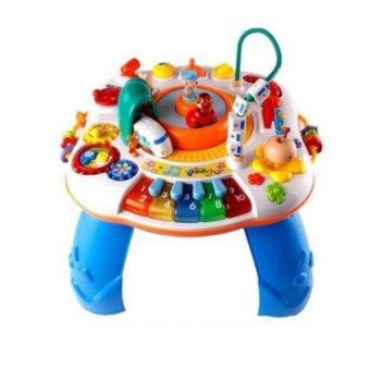 PlayToys โต้ะกิจกรรมรถไฟTrain Activity Table