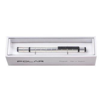 POLAR PEN ปากกาแม่เหล็ก + Stylus Version2.0 (สีเงิน)