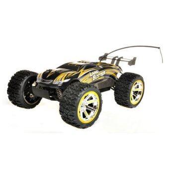 Hitech Land Buster Buggy รถบักกี้บังคับวิทยุ 4WD (Golden)