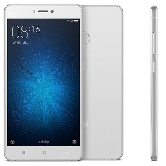 ยี่ห้อไหนดี  กระบี่ Xiaomi Mi 4S 64Gb เครื่องใหม่นอก-ไม่ประกัน (White)