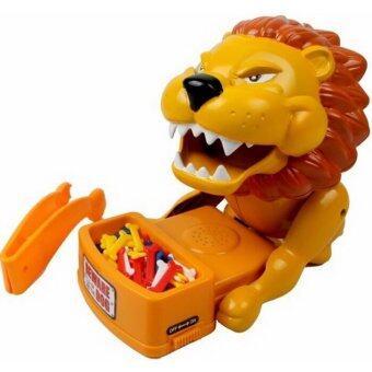 ProudNada Toys ของเล่นเด็ก เกมส์ขโมยกระดูกสิงโต Fierec Lion