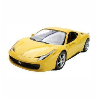 Rastar Ferrari 458 Italia 1/14 (Yellow)