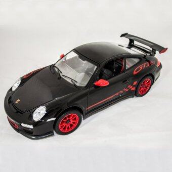 Rastar รถบังคับ Model Porsche 911 GT3 RS (สีดำ)