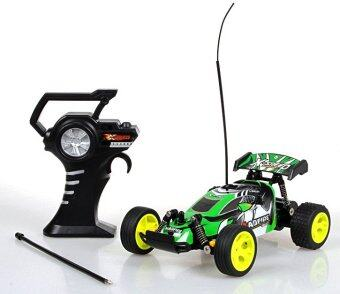 RC Mad Runner X Speed รถแข่งบั๊กกี้บังคับวิทยุ (สีเขียว)