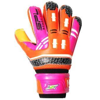 SPORTLAND ถุงมือโกล์ว ฟุตบอล Goal keeper Football Glove Lorenzo Fingersave