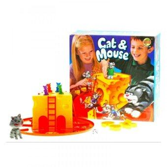 T.P.TOYS เกมส์แมวกับหนู CatMouse Game