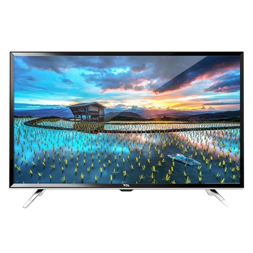 TCL LED ทีวี รุ่น 32D2700 - Black ลดราคาพิเศษเพื่อคุณ