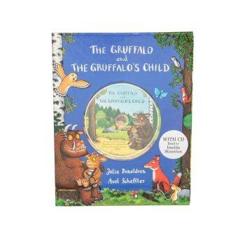 The Gruffalo Anniversary Edition Set - 2 Books with CD
