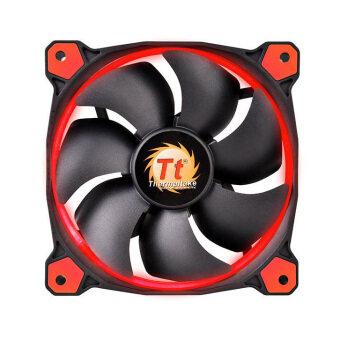 Thermaltake พัดลม 120mm Riing 12 LED (RED)