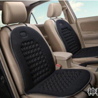 ที่คลุมเบาะรถ กันเบาะ พร้อมนวดผ่อนคลายในตัว Car Seat Cover