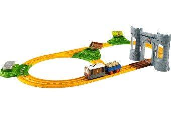 ThomasFriends ชุดรถไฟจำลอง รุ่น Toby's Treasure Hunt