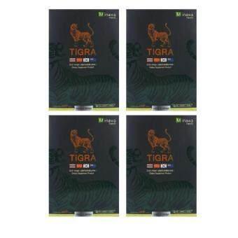 Tigra ไทกร้า 10 แคปซูล x 4 กล่อง
