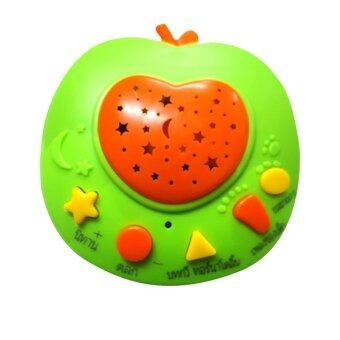 Toysplus แอปเปิ้ลเล่านิทาน( สีเขียว )