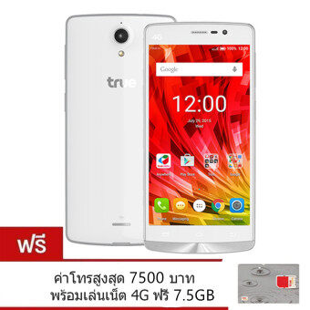 True Smart 4G LTE 16GB HD Voice (White)