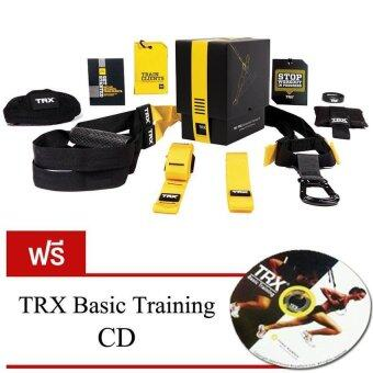 TRX Pro3 เชือกออกกำลังกาย Fitness รุ่นใหม่สุดจาก USA (แถมฟรี TRX Basic Trainning CD)