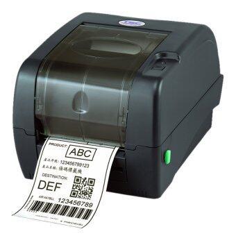 TSC Barcode Label Printer เครื่องพิมพ์สติ๊กเกอร์บาร์โค้ด TTP-247 (สีดำ)