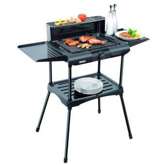 UNOLD Barbecue Grill VARIO เตาย่างบาร์บีคิว รุ่น 58565 (Black)