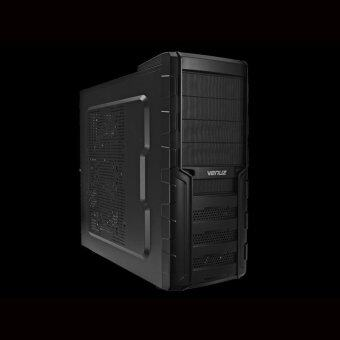 VENUZ Mid Tower Gaming Computer Case VC101 - Blue