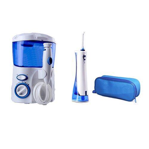 แปรงสีฟันไฟฟ้า รอยยิ้มขาวสดใสใน 1 สัปดาห์ อุดรธานี Water flosser oral irrigator waterpik ไหมขัดฟันพลังน้ำ ics 100 & ics 200
