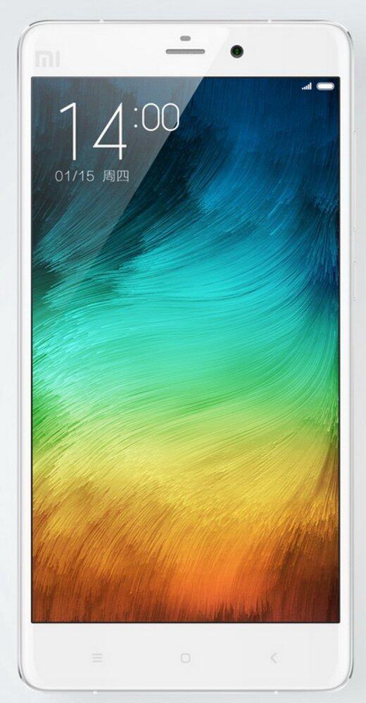 ยี่ห้อไหนดี  กระบี่ xiaomi MI Note 64GB-WhiteGold