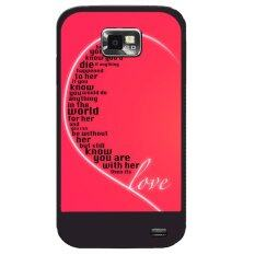 Y&M Love Letter Phone Case for Samsung Galaxy .