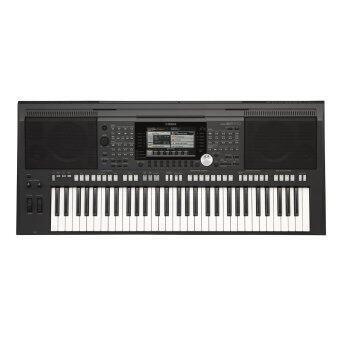 YAMAHA คีย์บอร์ด Piano PSR-S970 BK + AdapterPA300