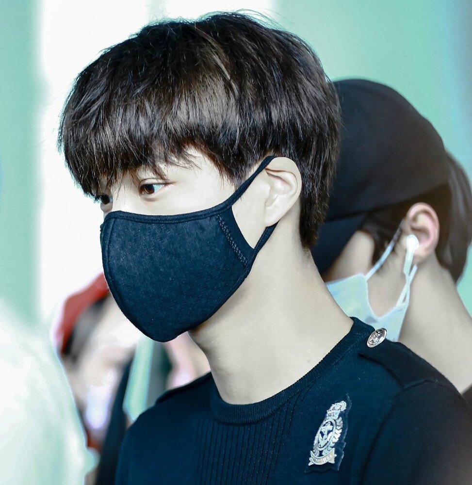 หน้ากากอนามัย PM 2.5 แมสผ้าเกาหลี แมสผ้าคอตตอน หน้ากากกันฝุ่น ฝ้า ...